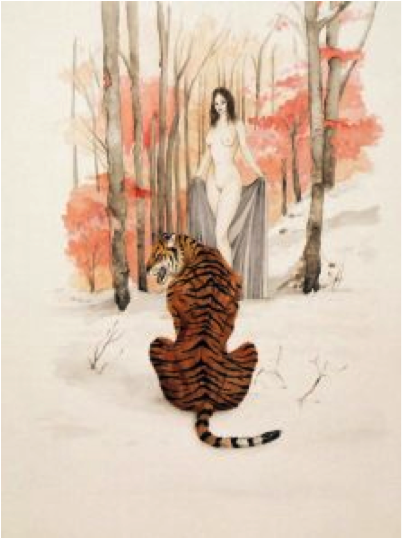 gender analysis tigers bride angela carter The short story_the tigers bride_ raises thought arousing constructs around gender through a secret plan both likewise and unlike traditional beauty and the beast.